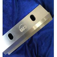 China High Precision Plastic Granulator Blades HRC 56-58 Hardness Wear Resistance wholesale