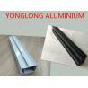 China T5 / T6 Powder Coated Aluminium For Window / Door Square Shape wholesale