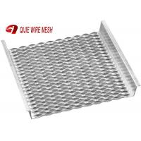 Buy cheap Heavy Duty Anti Slide Anti Slip Grating Steel Metal Safety Grating With Grip from wholesalers