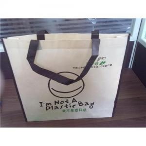Non-woven material bag promotional bag