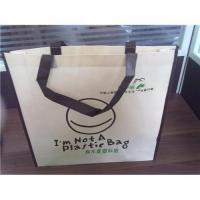 Quality Non-woven material bag promotional bag for sale