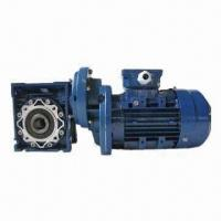 China Combination of planet cone-disk stepless worm/gear speed reducer and speed variator wholesale