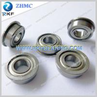 China Stainless Steel Groove Ball Bearing SKF W628/4-2ZR Outer Ring Flanged wholesale