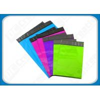 China Customed Colored Polythene Plastic Mailing Envelopes COEX Poly Mailer Envelopes on sale