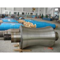 China High Thickness Adamite Rolls For Steel Rolling Mills , Hot Steel Roller Mill Rolls wholesale
