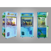China Coin Operated Toy Arcade Claw Machine / Child Play Claw Machine wholesale