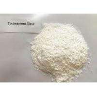 China Pure Testosterone Anabolic Steroid , Raw Powders Testosterone Enanthate wholesale