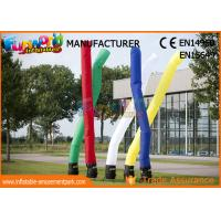 China 3M - 5M Inflatable Air Dancer / Man Parachute Nylon Inflatable Advertising Tube wholesale