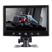 China 9 Inch TFT LCD Monitor Car DVD Player RCA Input Support PAL NTSC wholesale