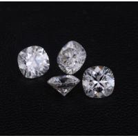China Loose Moissanite / Diamond Moissanite Super Brilliant Cushion Shape 6.5mm VVS Clarity wholesale