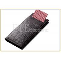 China Advanced Hidden Poker Cheat Tools Wallet Poker Converter For Changing Card wholesale