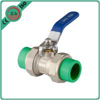 China Stable PPR Ball Valve , Bronze Ball Valve Injection Moulding Technics wholesale