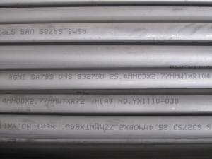 China Super Duplex Stainless Steel Pipe ASTM UNS R50250 GR.1 Pipe wholesale