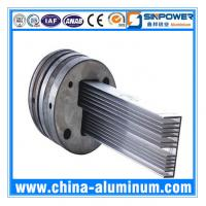 China 6063-T5 Custom Aluminium Extrusion Profiles wholesale
