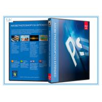 China Adobe Photoshop Extended CS5 Upsell from Photoshop Elements without activation wholesale