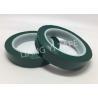 China Flame Retardant Green Polyester Mylar Tape Pressure Adhesive Type wholesale