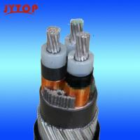 China MV Aluminum conductor armored Power Cable on sale