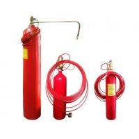 China Indirect Or Direct Type Standard Fm200 Fire Suppression System For Equipment Cabinet wholesale