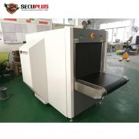 Buy cheap 35mm Steel Penetration Airport Baggage Scanning Equipment With Two X Ray from wholesalers