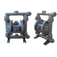 China Stable Air Driven Double Diaphragm Pump No Electricity Transfer High Viscosity Fluid wholesale