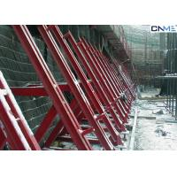 China Convenient Concrete Retaining Wall Formwork Single Sided High Security wholesale