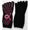 China anti skidding yoga sports socks wholesale