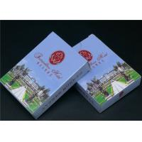 China Custom UV Varnishing Poker Playing Cards Paper Material for Playing Game wholesale