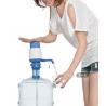 China 5 Gallon Water Bottle Pump Dispensing , Water Jug Hand Pump wholesale