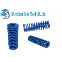 China Die Compression Springs , Rectangle Mold Coil Spring Good Pressure Resistance on sale