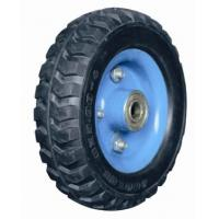 China Solid Wheelbarrow Rubber Tires SR1526(8*3.00-4) wholesale