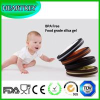 China Silicone Cookie Teethers & Gum Massagers wholesale