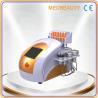 China machin lipo laser & cavitation rf and vacuum body slimming and body shape machine wholesale