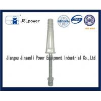 China 25kV HDPE Pin Insulator Spindle , Power Line Accessories With Long Service Life wholesale
