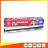 China Customized Kitchen Aluminium Foil Roll Food Grade , Aluminium Wrapping Paper wholesale