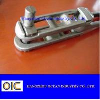 China drop forged chain and trolley Conveyor parts conveyor scraper chain wholesale