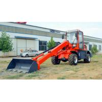 3 Mast 5 meters Lift Height Long Arm Loader for sale Manufactures
