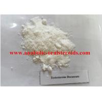 China Muscle Growth Testosterone Decanoate / Test D Powder 5721-91-5 White Power wholesale