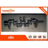 China Hyundai D4BB Engine Crankshaft 23111-42920 2311142920 Bolt Size M14 M18 wholesale