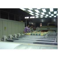 China Squeeze Type Rotary Screen Printing TextilesMachine , Fabric Screen Printing Machine on sale