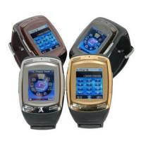 China Pinhole camera Quadband watch phone---W09  With stereo bluetooth headset and 1GB card wholesale