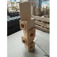 China Foundry Fire Clay Runner Bricks With Thermal Shock Resistance wholesale
