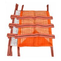 China Firewood Reinforce Ventilated Big Bag Heavy / Tight Weave Fabric Founded wholesale