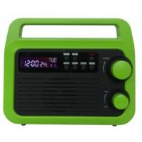 China New WB/FM/AM 3bands weather alarm clock radio on sale