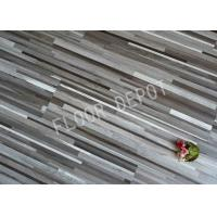 Buy cheap 1.5mm Thickness Commercial Grade Vinyl Tile DIY PVC Flooring Stone Grain Dry from wholesalers