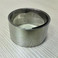 Buy cheap Ultra Thin Cold Rolled Stainless Steel Foil Thickness 0.015mm 15 mircon 316L from wholesalers
