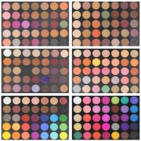 China Private Label Cheap Cosmetic 35 Color Eyeshadow Palette In Stock on sale