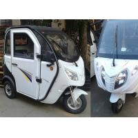 China Steel Rim Automatic Electric Car , Three Seats 1000 W Electric Little Cars on sale