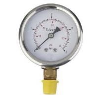 China Liquid Filled Pressure Gauge (TYPE A) wholesale