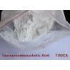 China 99.3% Purity Tauroursodeoxycholic Acid Powder Tudca Pharmaceutical Grade Raw Materials wholesale