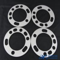 "China Custom 1 / 4"" Hub Centrical Billet Aluminum Wheel Spacers 5x5.5"" B.C.5 & 6 Lug wholesale"